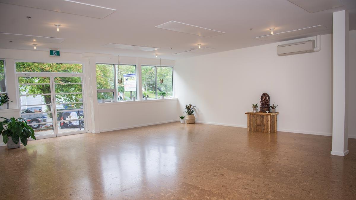 Ashtanga Yoga St Johns - Mysore Room - getting started - ashtanga yoga